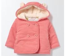 Gemütliche Cordjacke Pink Baby Boden