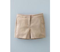Richmond Shorts Cremefarben Damen