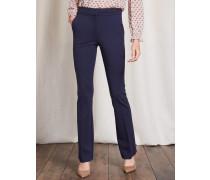Hampshire Bootcut Trousers Navy Damen Boden