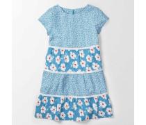 Audrey Kleid Blau Mädchen