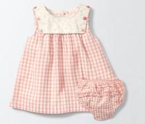 Nostalgisches Matrosenkleid Pink Baby Boden