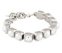 Armband Coco aus Edelstahl mit Swarovski-Steinen