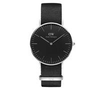 Damenuhr Classic Black DW00100151