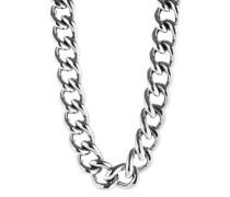 Halskette FUNDRINA SHINY SILVER Aluminium