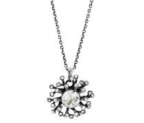 Halskette Petit Four de Fleur mit Swarovski-Steinen