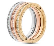Ringe Brilliance aus Edelstahl-56