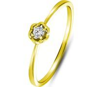 Damenring 1 Diamant