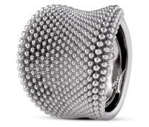 Ring Pixel aus 925 Sterling Silber