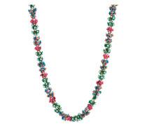 Halskette Kaleidoscopic aus Messing & Kunststoff