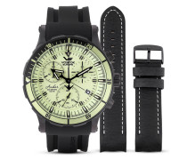 Chronograph Anchar Chrono Quarz 6S30-5104243