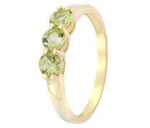 Ring aus 375 Gold mit Peridot-50