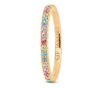 Ring Ellera aus vergoldetem 925 Sterling Silber mit Zirkonia-54