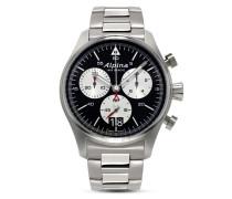 Schweizer Chronograph Startimer AL-372BS4S6B
