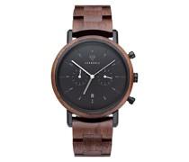 Chronograph Johann Walnut Black WATWJOH4461
