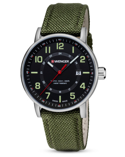 Schweizer Uhr Attitude Sport 10341107