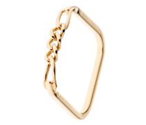 Ring Small Chain Messing vergoldet-55