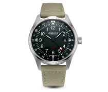 Schweizer Uhr Startimer Pilot GMT AL-247B4S6