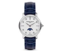 Schweizer Uhr Slimline Moonphase FC-206MPWD1S6