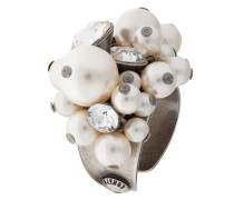 Ring Pearl Shadow Messing