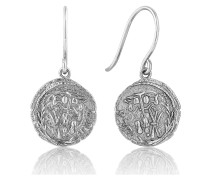 Ohrhänger Emblem Hook earrings 925er Silber