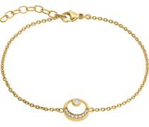 Armband aus 333 Gelbgold