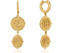 Ohrhänger Axum Mini Hoop Earring 925er Silber