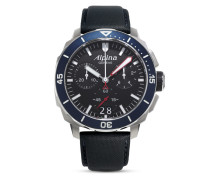 Schweizer Chronograph Seastrong Diver 300 AL-372LBN4V6