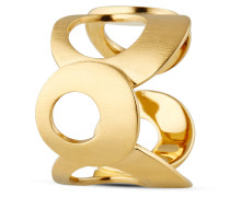 Ring Malou aus vergoldetem 925 Sterling Silber