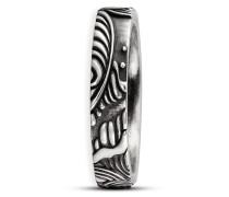 Ring Japanese Vintage aus 925 Sterling Silber-64
