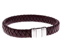 Armband Men Basic ls1518-2/1 braun-silber
