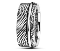 Ring Feather Spirit aus 925 Sterling Silber-66