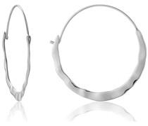 Creole Crush Hoop Earrings 925er Silber
