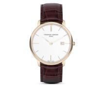 Schweizer Uhr Slimline FC-220V5S5