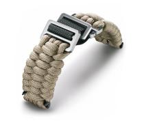 Wechselarmband aus Nylon & Edelstahl