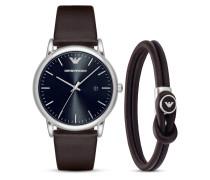 Quarzuhr & Armband AR80008