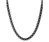 Halskette Battle aus Edelstahl