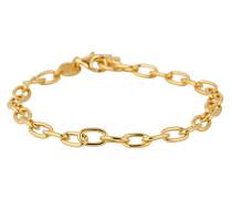 Armband aus vergoldetem 925 Sterling Silber