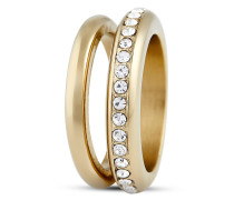 Ring Tiva aus Edelstahl mit Kristallen-54