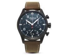 Schweizer Chronograph Startimer Pilot Big Date AL-372N4FBS6