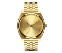 Quarzuhr Time Teller A045 511-00 All Gold / Gold