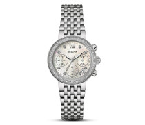 Chronograph Diamonds 96W204