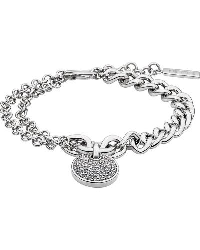 Armband aus Sterling Silber mit 46 Zirkonia