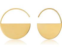 Ohrhänger Geometry Hoop Earring 925er Silber