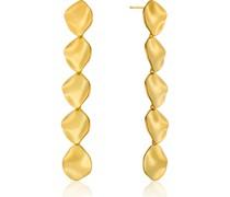 Ohrhänger Crush Multiple Discs Earrings 925er Silber