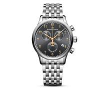 Schweizer Chronograph Les Classiques LC1087-SS002-821-1
