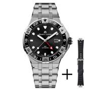 Uhren-Set Aikon Venture GMT AI6158-SS00F-330-A