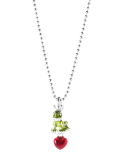 Halskette Froggy 925 Sterling Silber