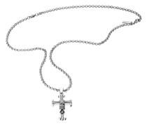 Halskette Faith aus Edelstahl
