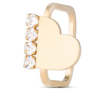 Ring Heart Lightening Swarovski-Stein-52