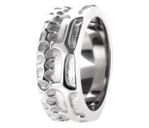 Ring Rettile Men Edelstahl-62
